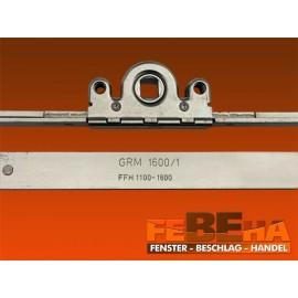 Winkhaus Getriebeschiene GRM 1600/1