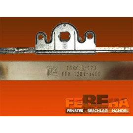 Siegenia Getriebe 15 AF TGKK Gr.120 FFH 1201-1400